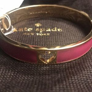 Kate Spade Hinged Bangle